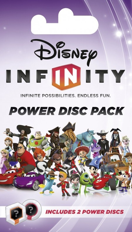 Infinity 2 Power Disks Pack Series 3