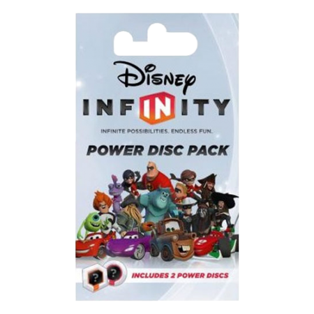 Infinity 2 Power Disks Pack Wave 3