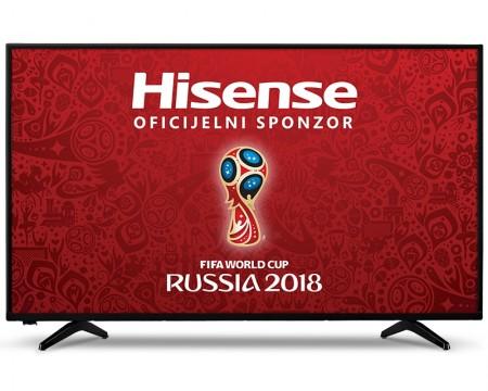 HISENSE 32 (H32A5600) HD Smart DVB-T2