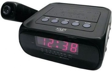 Adler AD1120  Radio Budilnik sa Projektorom