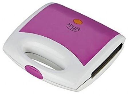 Adler AD3020V Sendvič Toster Violet