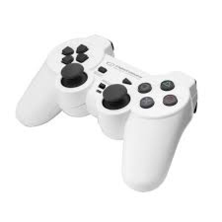 Esperanza EGG107W GAMEPAD PS3/PC USB TROOPER WHITE/BLACK