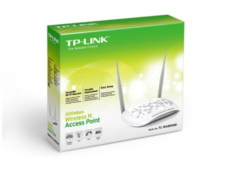 TP-Link TL-WA801ND-PoE 300Mbps access point