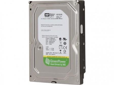 Western Digital (WD10EURX) 1TB 64MB SATA3 IntelliPower HDD
