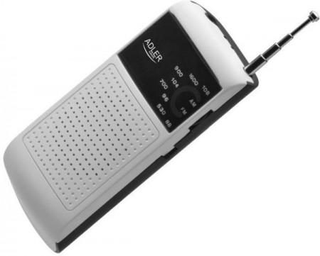 Adler AD1159W Džepni Tranzistor White