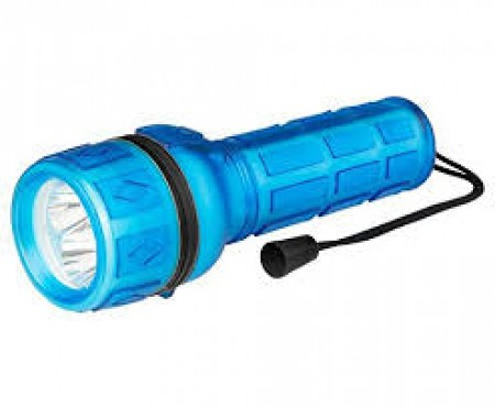 Poly Pool PP3150 LED Torch 15 CM Rubber