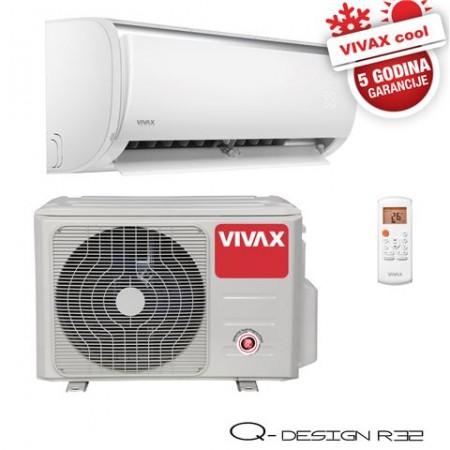 VIVAX ACP-12CH35AEQI R32 - inverter 3.81kW