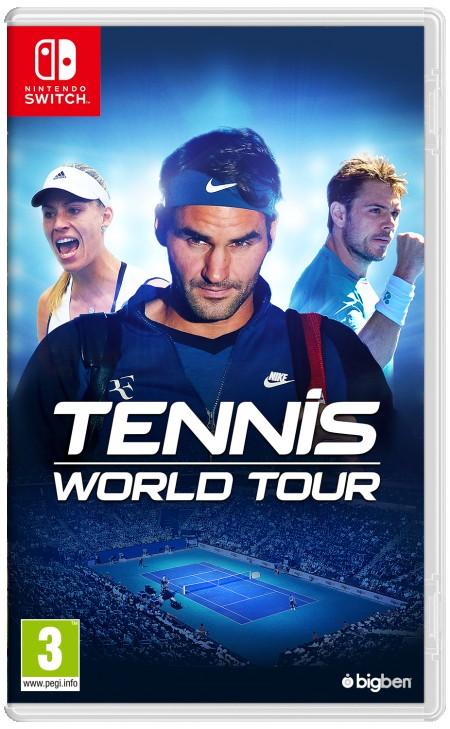 Switch Tennis World Tour (  )