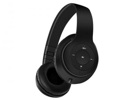 Xwave MX350 black BT stereo slusalice sa mikrofonom