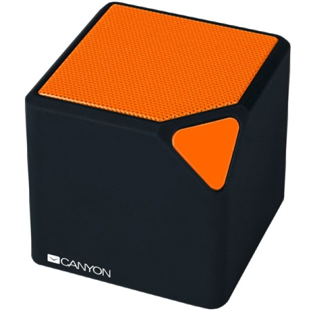 CANYON (CNE-CBTSP2BO) Bluetooth Speaker Black and Orange