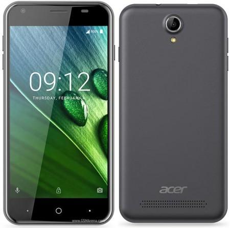 Acer Liquid Z6 Grey DS Dual Sim