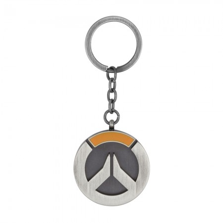 Overwatch Logo Key Chain