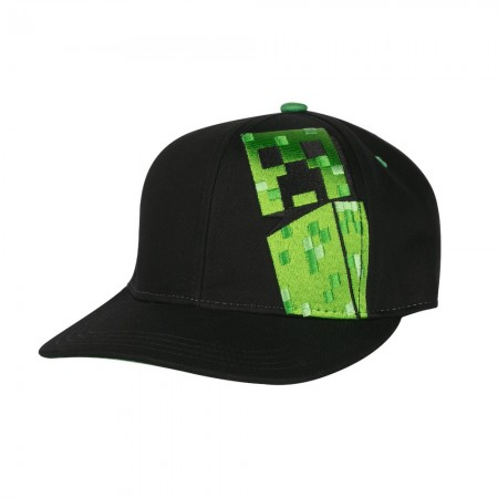 Minecraft Creepin Snap Back Hat