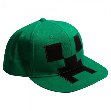 Minecraft Creeper Mob Hat Youth (Tar 10)