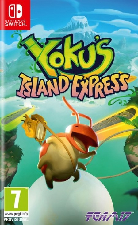 Soldout Sales & Marketing Switch Yoku's Island Express