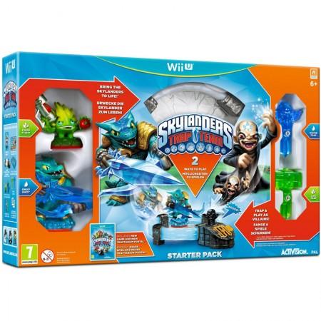 Activision Blizzard WiiU Skylanders Trap Team Starter Pack