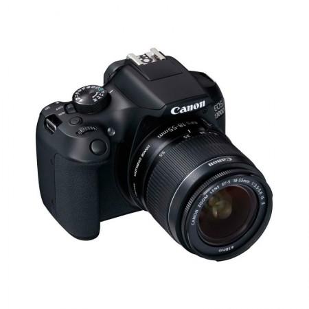 Canon EOS-1300D W 18-55+50, 1.8 S