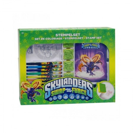 Skylanders Swap Force - Stamp set