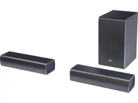 LG (SJ7) Sound Bar Bluetooth