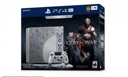 Sony PS4 Pro 1TB + GoW