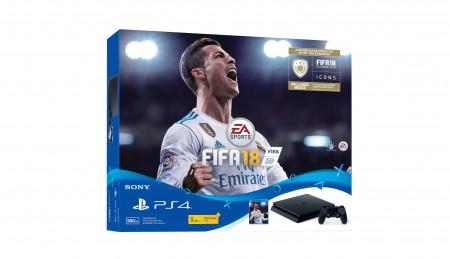 Sony PS4 500GB+FIFA