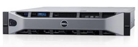 DELL PowerEdge R530 2x Xeon E5-2609 v4 8C 2x8GB H330 300GB SAS SD DVDRW 750W + VMware ESXi + Sine za Rack