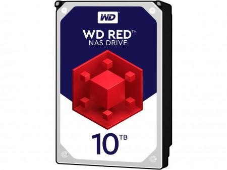 Western Digital (WD100EFAX) 10TB Red NAS 3.5  Hard Disk