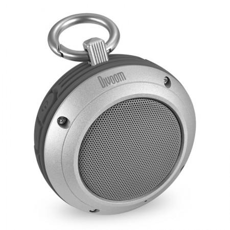 Divoom Voombox travel  BT speaker silver