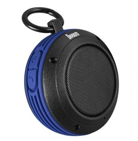 Divoom Voombox travel  BT speaker blue