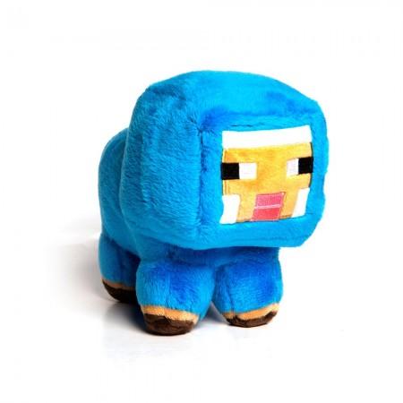 Minecraft 7 Baby Blue Sheep Plush (  )