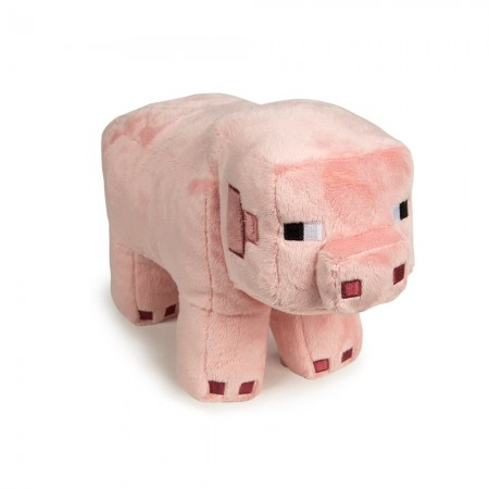 Minecraft 12 Pig Plush (  )