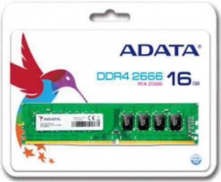 A-DATA 16GB (AD4U2666316G19-S) 2666MHz DIMM DDR4