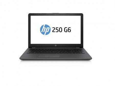 HP 250 G6 (4BC85EA) 15.6 FHD Intel Core i3-7020U 2300MHz 8GB 256GB SSD DVDrw Intel HD Win10Pro