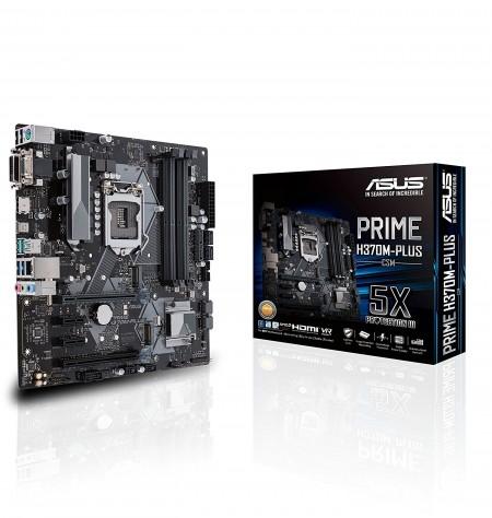 1151 ASUS Prime H370M-Plus