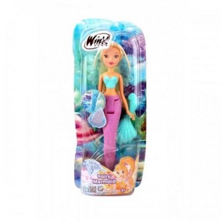 Winx Magica Sirena Koja Menja Boju Lutka