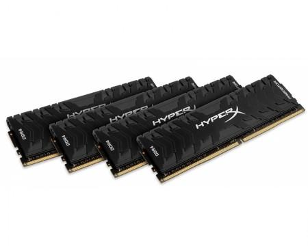 Kingston (HX424C12PB3K464) 64GB (4x16GB kit) 2400MHz DIMM DDR4 HyperX XMP Predator
