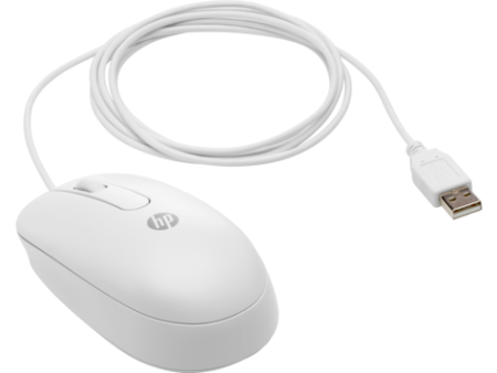 HP (Z9H74AA) USB Mouse Grey
