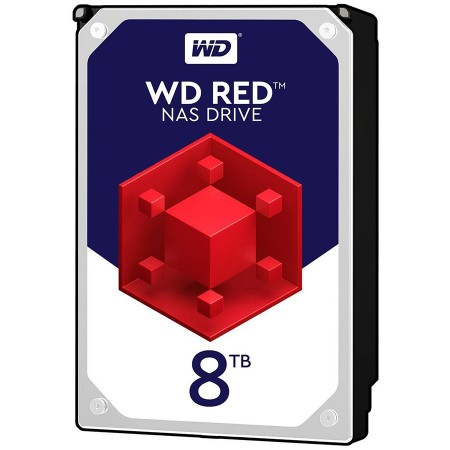 WD 8TB (WD80EFAX) 3.5 5400 RPM HDD RED
