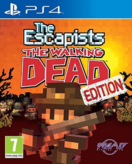 PS4 The Escapists: The Walking Dead Edition