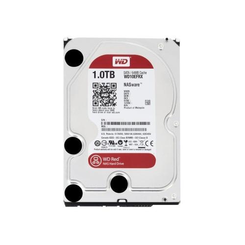 WD Caviar Red 1TB 3.5 SATA3 64MB WD10EFRX