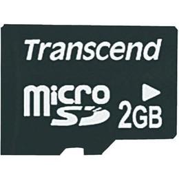 Transcend 2GB bez adaptera TS2GUSDC