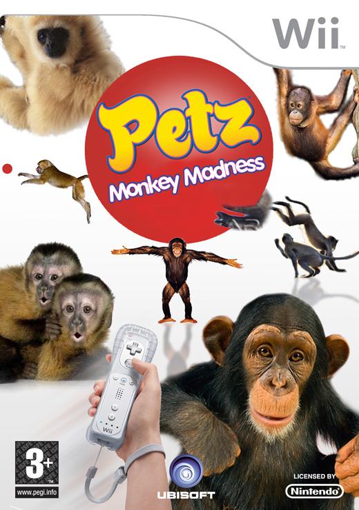 Wii Petz: Monkey Madness