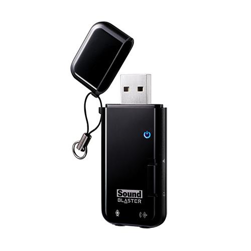 Creative Labs Sound Blaster X-Fi Go Pro USB