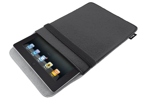 Trust 18368 10 Soft Fiber Sleeve for tablets