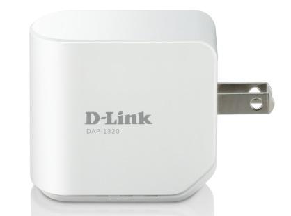 D-Link Wireless N 300 Range Extender  DAP-1320