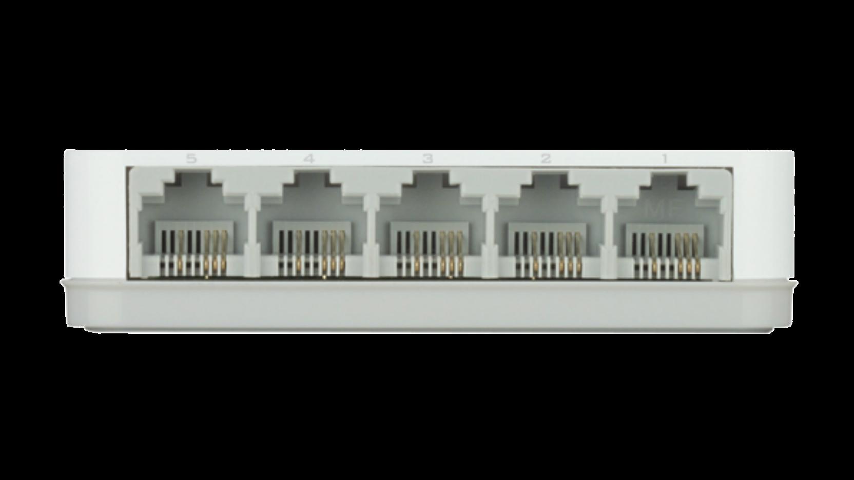 D-Link 5-Port GO-SW-5E Switch