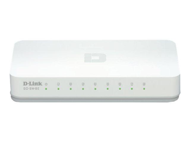 D-LINK GO-SW-8E 8port switch