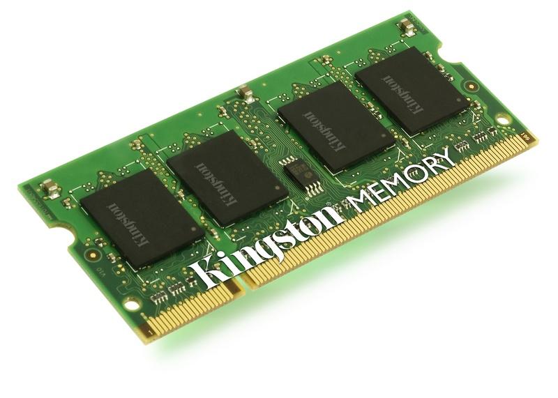 KINGSTON SO-DIMM DDR3 2GB 1600MHz KVR16S11S6/2