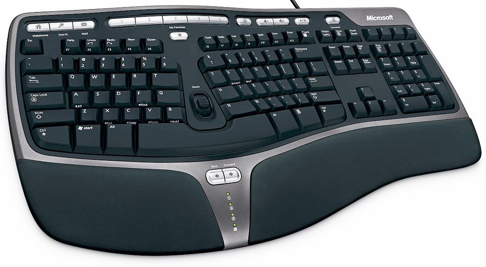 Microsoft Natural Ergo Keybrd 4000