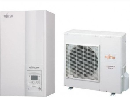 Fujitsu toplotna pumpa WSYK160DG9-WOYK140LCTA 14KW